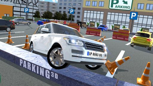 Code Triche Luxury SUV Car Parking APK MOD (Astuce) screenshots 1