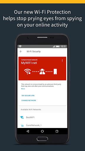 Norton Mobile Security screenshot 6