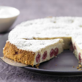 Ricotta Quark Cake Recipe