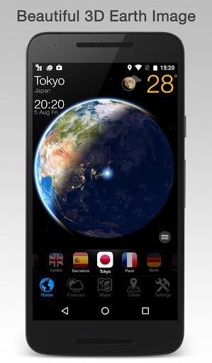 meteo smartphone