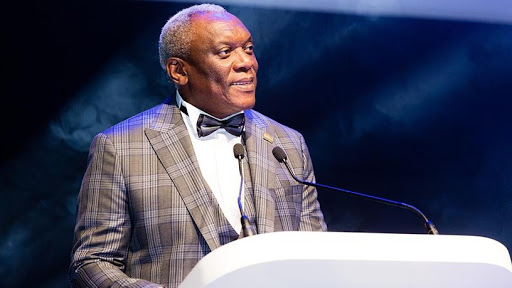 Home affairs minister Siyabonga Cwele. (Photo source: ITU)
