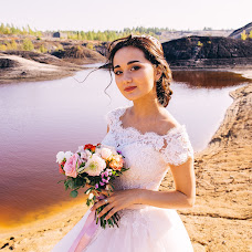 Wedding photographer Kseniya Grobova (kseniyagrape). Photo of 15.10.2017