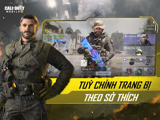 Call of Duty: Mobile VN  screenshots 11