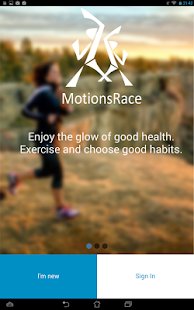 MotionsRace for companies- screenshot thumbnail