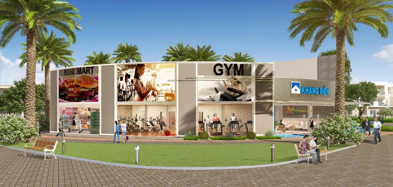 Tổ hợp khu vui chơi giải trí, nghỉ dưỡng chất lượng 5 sao tại dự án Verosa Park