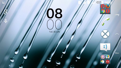Droplets XP Theme screenshot 7