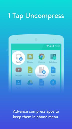 Never Uninstall Apps - SpaceUp 1.45 Screenshots 3