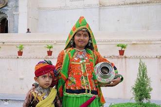 Photo: Enfants à Udaïpur au Rajasthan