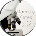Microscope x3 Camera Prank icon