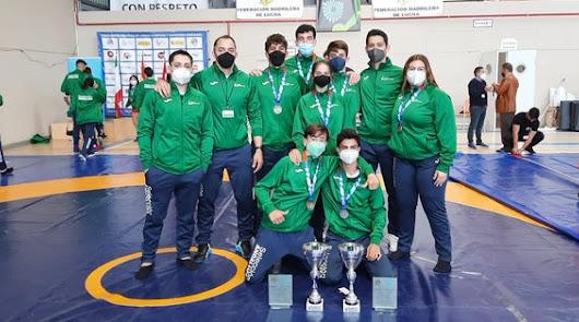 Alianza KSV y Mytos arrasan en el Campeonato de España Sambo