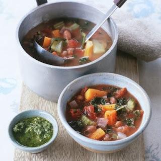 Kale and Mixed Veg Broth