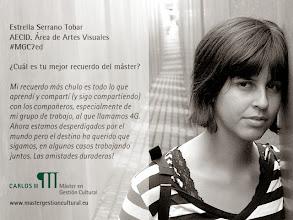 Photo: Estrella Serrano Tobar Unidad de Artes Visuales AECID #MGC7ed @AECID_ES