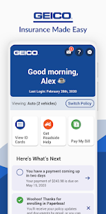GEICO Mobile – Car Insurance 1