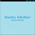 Bette Midle icon