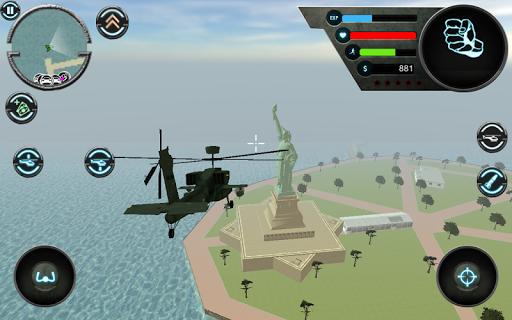 Rope Hero Revolution 1.0 screenshots 7