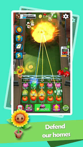 Zombie Invasion screenshot 5