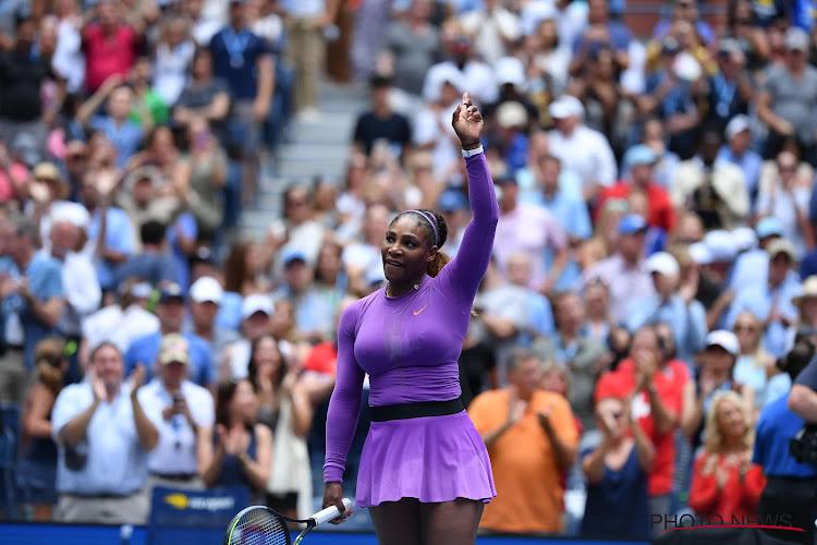 """Serena Williams laat groot hart zien en schenkt prijzengeld weg: """"Als ik de beelden van de branden zie, krijg ik het moeilijk"""""""