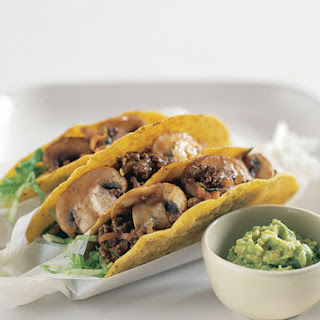 Mushroom and Vegetable Tacos