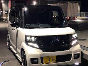 Nボックスカスタム JF1 GL packageのカスタム事例画像 Tomoki@JF-1さんの2019年01月21日22:29の投稿
