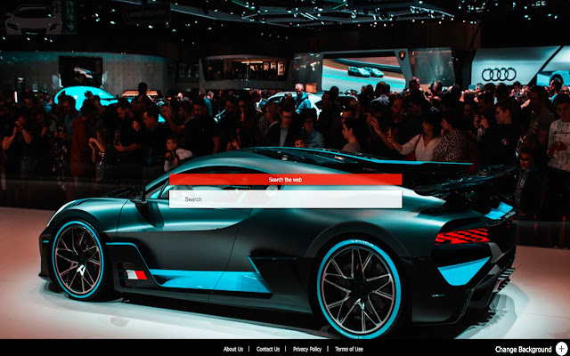 Exotic Cars Custom Backgrounds