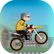 Thala Motocross Bike Race - Motorcycle Games Free
