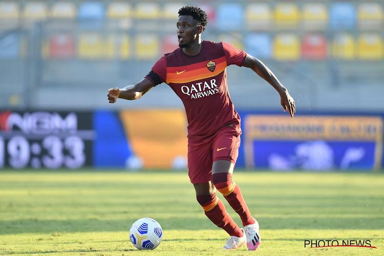 Domme fout zorgt ervoor dat Roma met 3-0 verliest van Hellas Verona