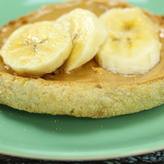 Peanut Butter & Banana English Muffin