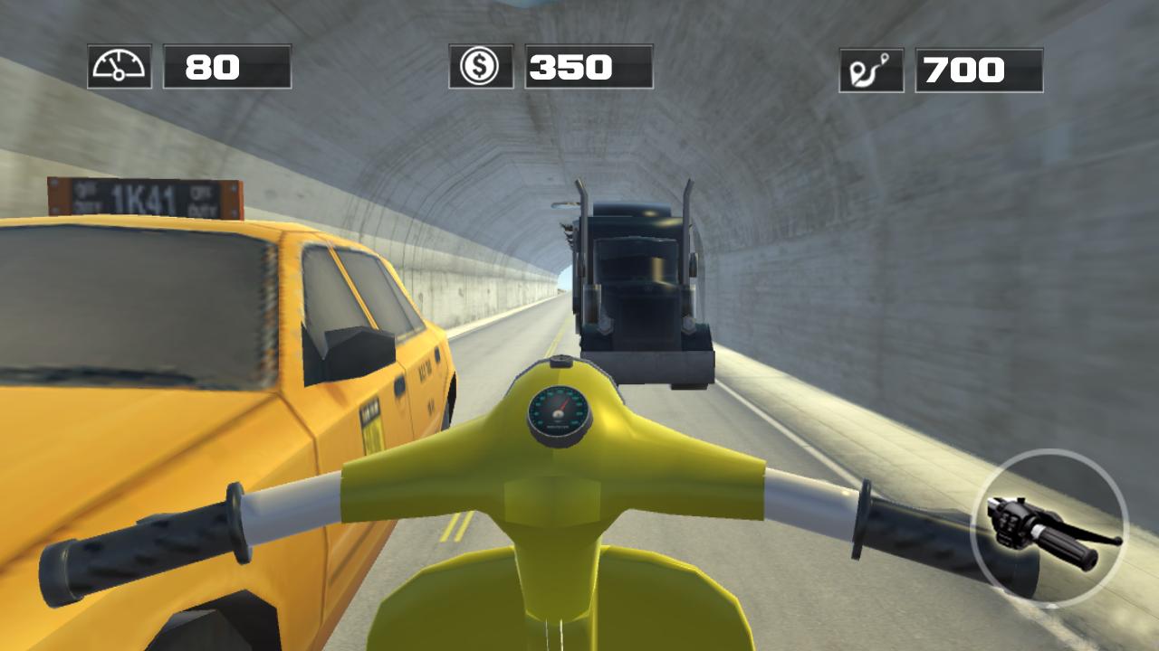 Traffic Rider+