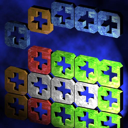 消灭方块 - WiFi网络对战游戏(可五人同时对战) 益智 App LOGO-APP開箱王