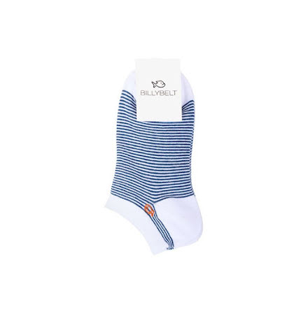 BillyBelt Cotton ankle socks state striped