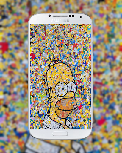 About Simpsons Wallpaper HD
