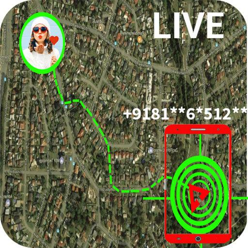 App Insights: Live Mobile Number Locator & Navigation | Apptopia