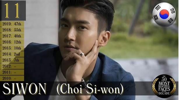 siwon handsome