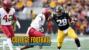College Football Top 25 Games of 2018 thumbnail