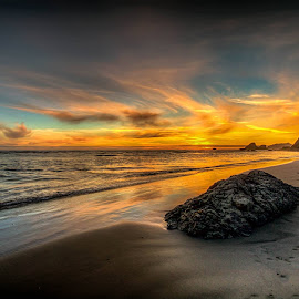 Compassion by Julie Smith - Landscapes Beaches