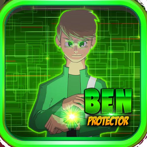 Ben Ultimate Transform force Alien Rescue
