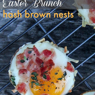 Hash Brown Nests Recipes