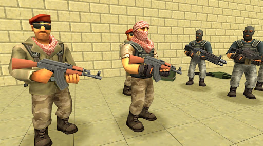 Code Triche StrikeBox: Sandbox&Shooter mod apk screenshots 3