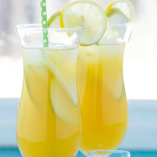 Pineapple Fruit Cocktail.