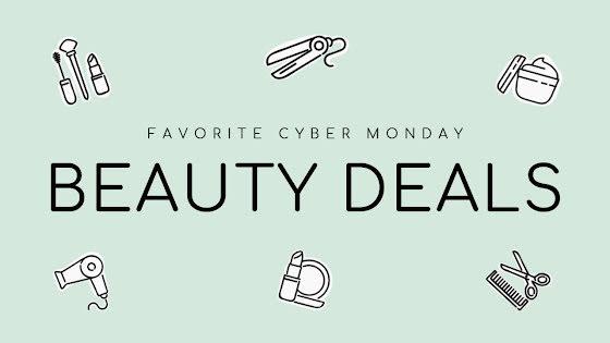 Beauty Deals - YouTube Thumbnail Template