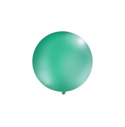 Jätteballong Skogsgrön