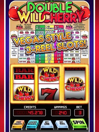 Wild Cherry Double Slots 1.3 screenshots 5