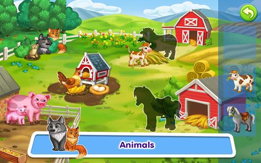 Educational puzzles - Preschool games for kids 1.3.119 screenshots 15