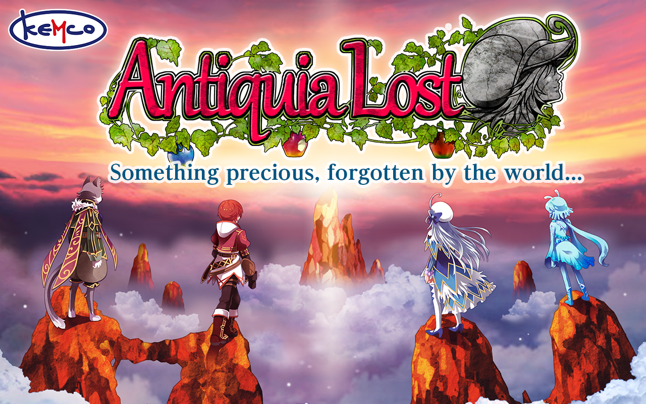 RPG Antiquia Lost- screenshot