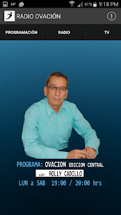 Radio Ovación- screenshot thumbnail
