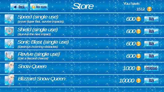 The Snow Queen's Battle screenshot 13