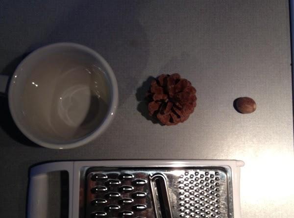 Easy Peasy Spice Pine Cones Recipe