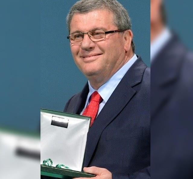 Juan Antonio González, presidente de Vicasol.