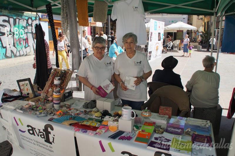 XXI Edición de los Jocs Solidaris de la Falla Plaza Dr. Collado