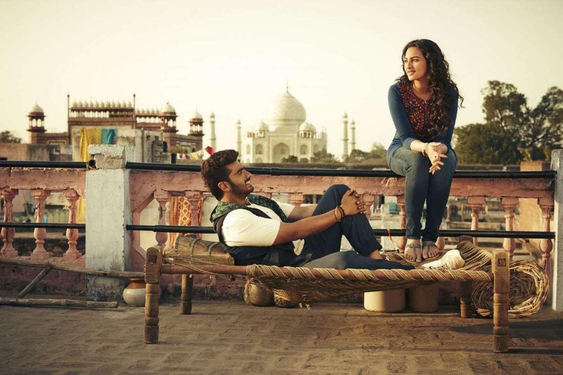 Arjun Kapoor-Sonakshi Sinha, 'Tevar'